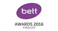 BETT 2016 Finalist