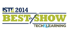 ISTE 2014 Best of Show