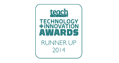 Teach Secondary 2014 Runner Up