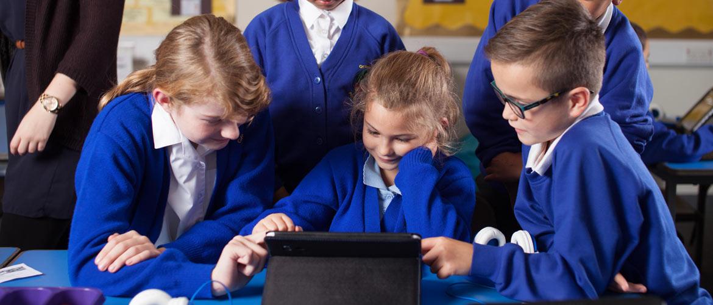 Tablets In Education – LearnPad