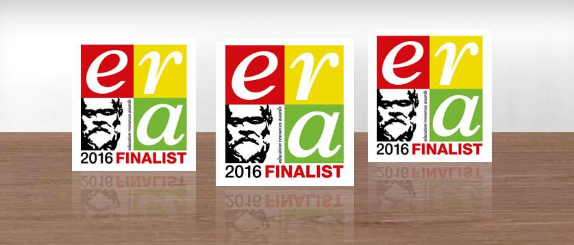 ERA 2016 Award Finalist Banner