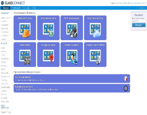 ClassConnect Portal