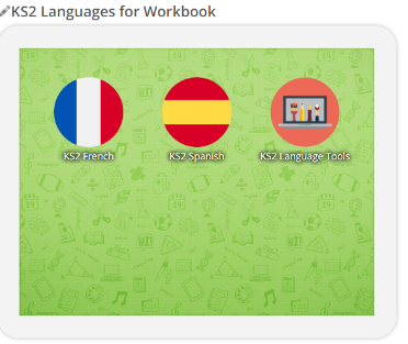 Languages Workbook